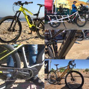 BESV BULLS Haibike Raleigh Yuba electric bikes