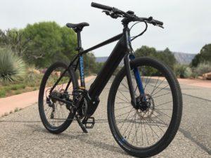 Raleigh Redux iE electric bike 2