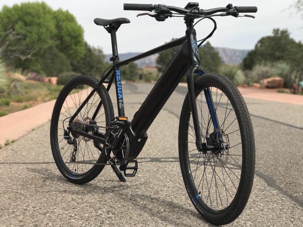 Raleigh Redux iE electric bike 3