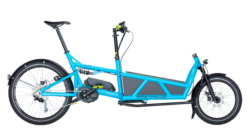 Riese and Muller Load electric cargo bike