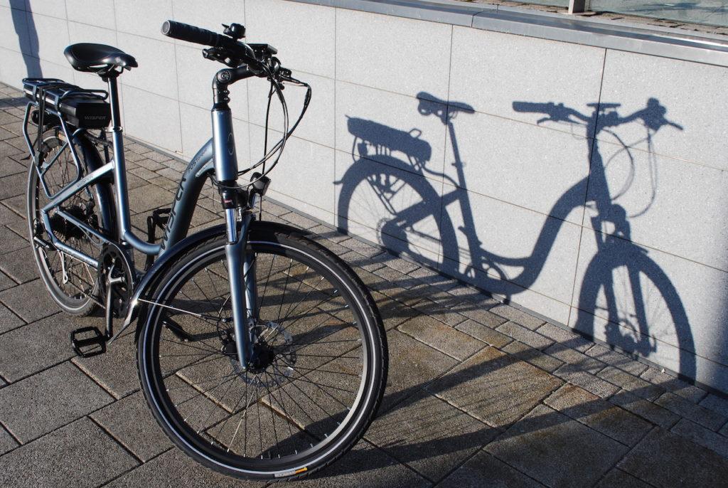Wipser 705 electric bike 1
