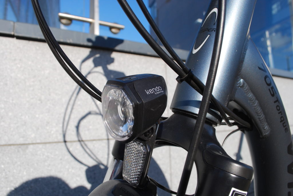 Wipser 705 electric bike front light