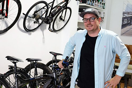 Chris Nolte Propel Electric Bikes