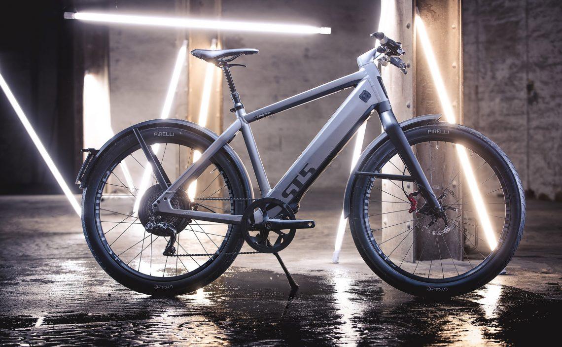 Why are e-bikes so expensive? Stromer