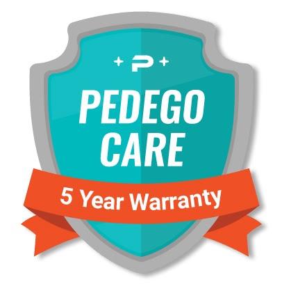 Pedego Care 5 Year Warranty