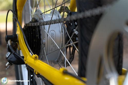 Electric Bike Company - Model R - Hub Motor-min