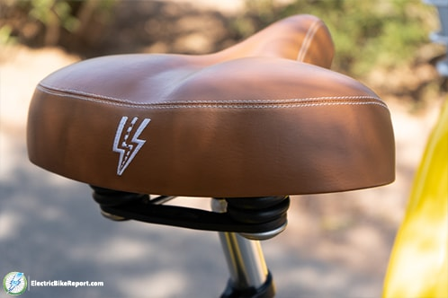 Electric Bike Company - Model R - Saddle-min