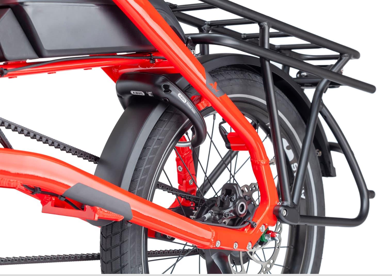 Tern HSD rear rack