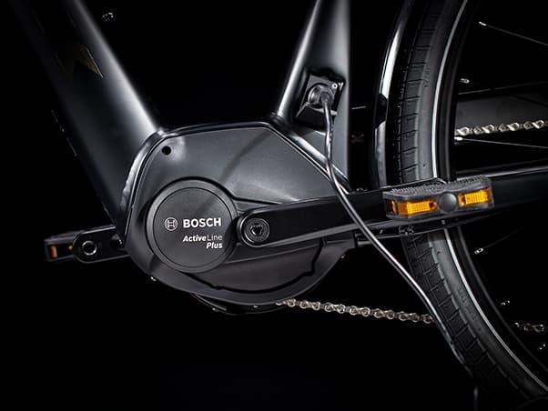 Trek Verve+ 3 Mid drive Bosch motor