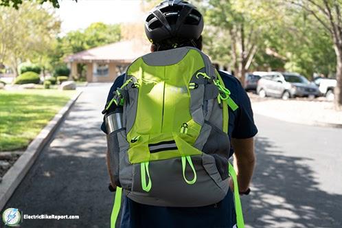 RiderBag Bag from Behind Rider