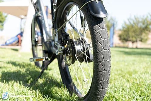 Evelo Galaxy Tire Tread