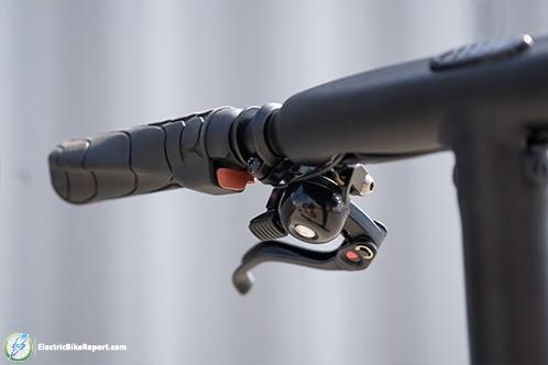 GoCycle GX Throttle Cargo