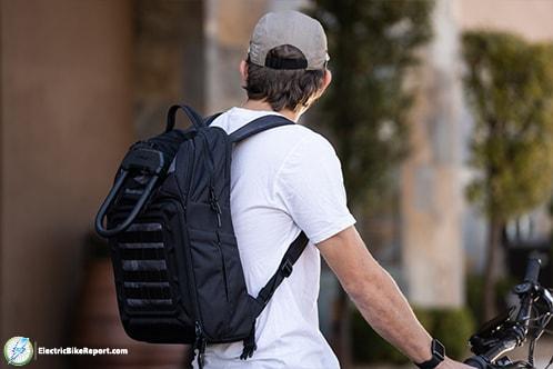 HipLok On Backpack