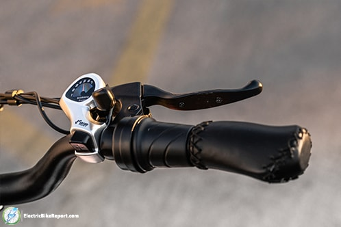 KBO Shifter and Throttle