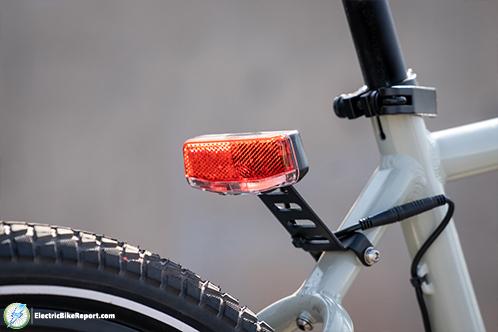 RadMission 1 Tail light