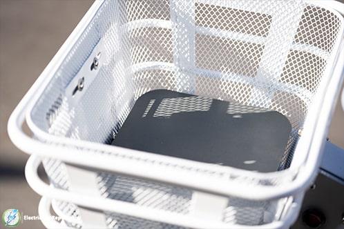 Model Y Basket Battery