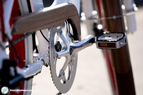 Model Y Chainring