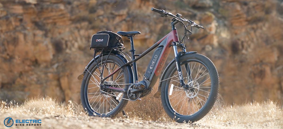 Evelo Delta X Electric Bike