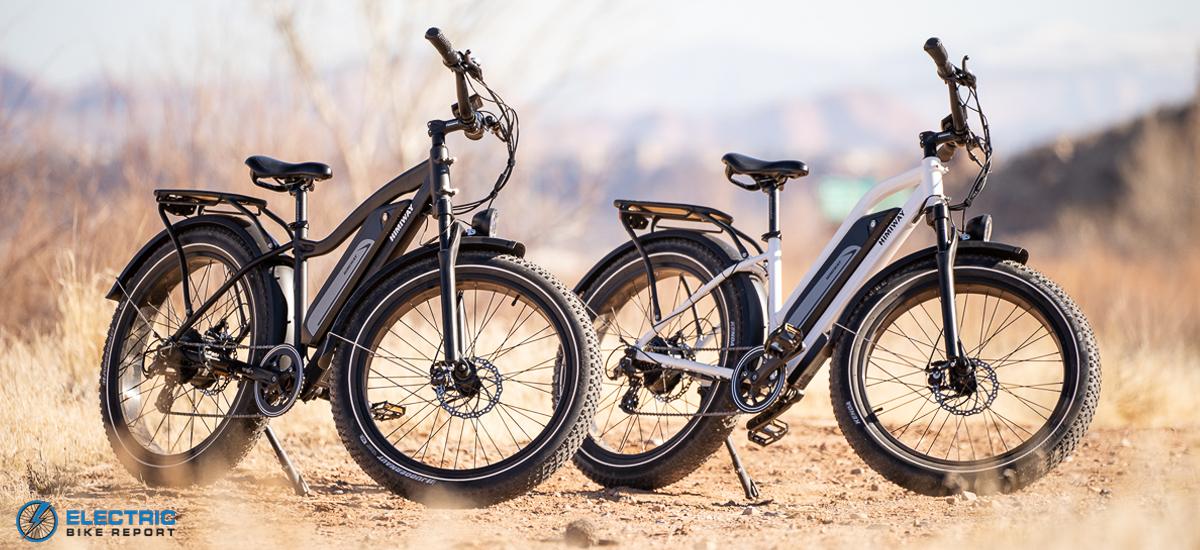 Long Range Electric Bikes