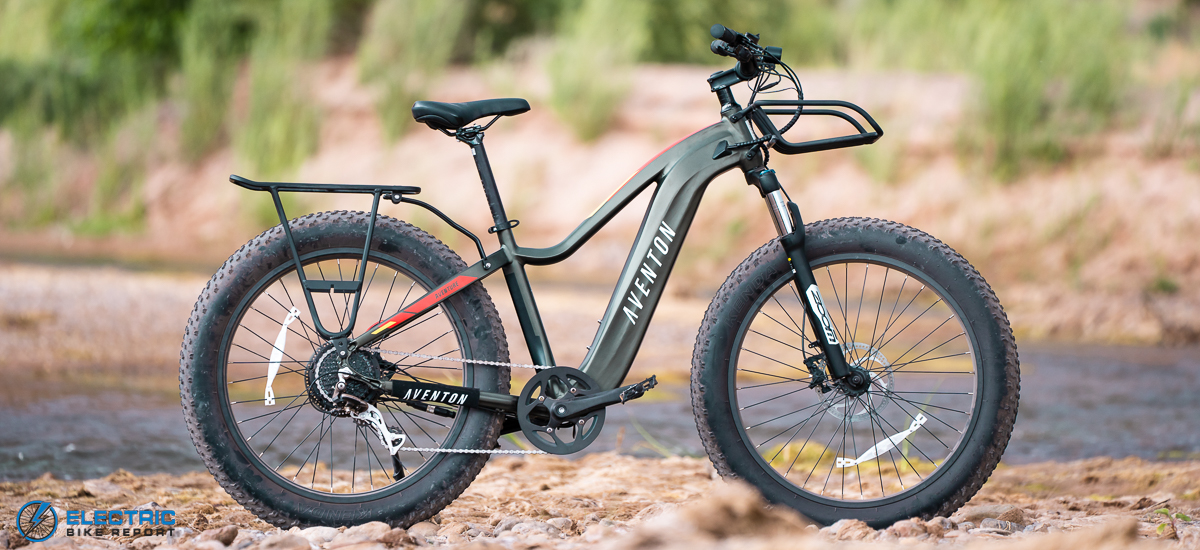 Aventon Aventure Electric Bike Review - Header