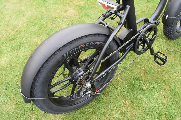 E-Movement 350W rear hub motor