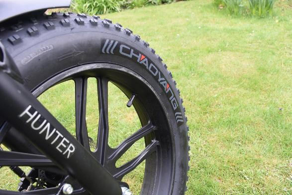 E-Movement Hunter Plus Chaoyang Tire and Mag Wheel