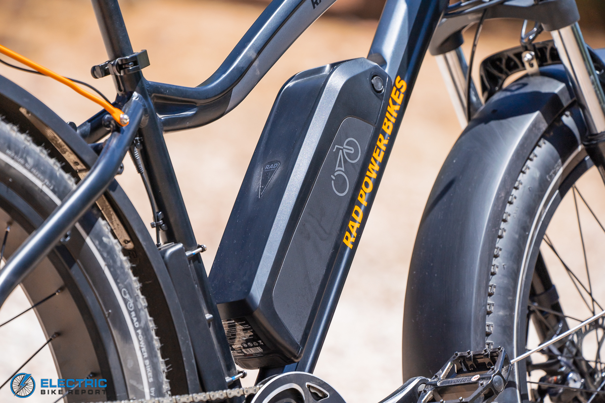 Rad Power Bikes - Rad Rover 5 - Battery