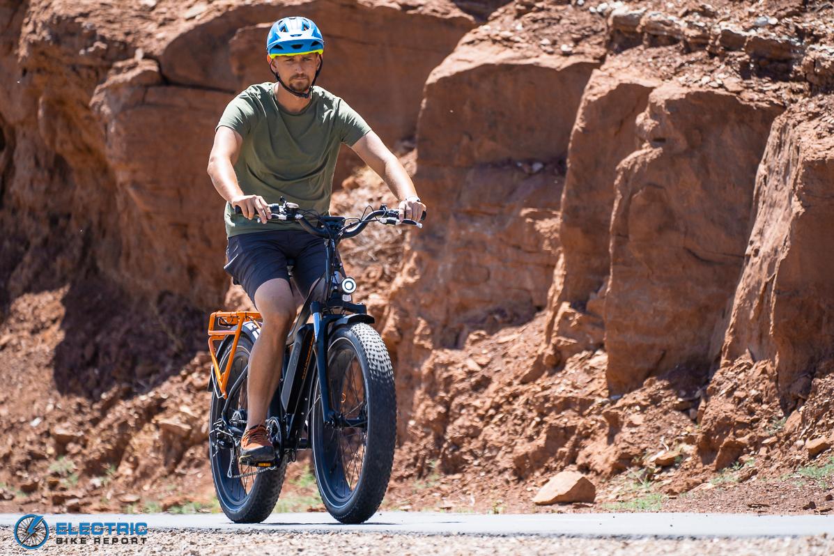 Rad Power Bikes - Rad Rover 5 - Comfort