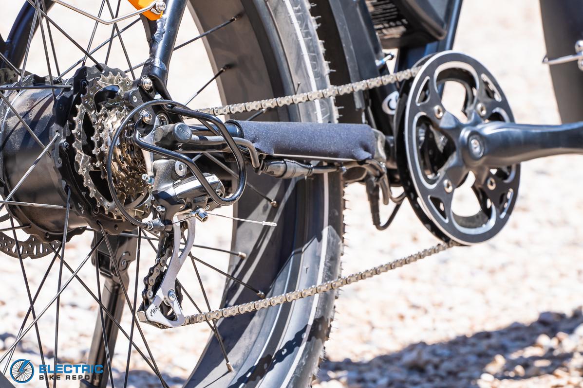 Rad Power Bikes - Rad Rover 5 - Drivetrain
