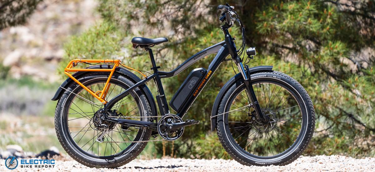 Rad Power Bikes Rad Rover 5 E-bike Review
