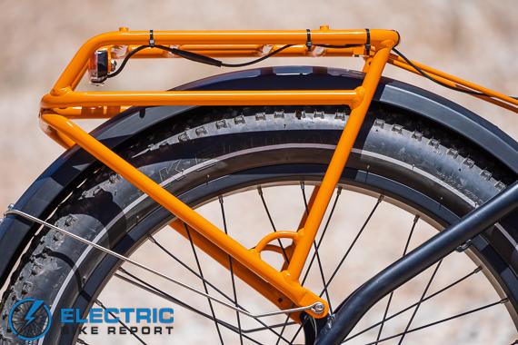 Rad Power Bikes - Rad Rover 5 - Rear Cargo Rack