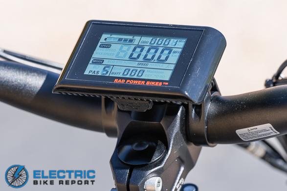 Rad Power Bikes - RadMini 4 Display