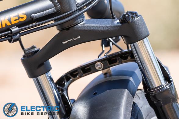 Rad Power Bikes - RadMini 4 Front Suspension