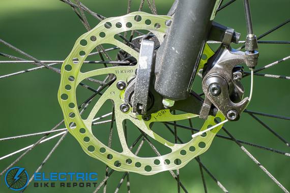 Ride1UP - 500 Series - Disc Brake Rotor