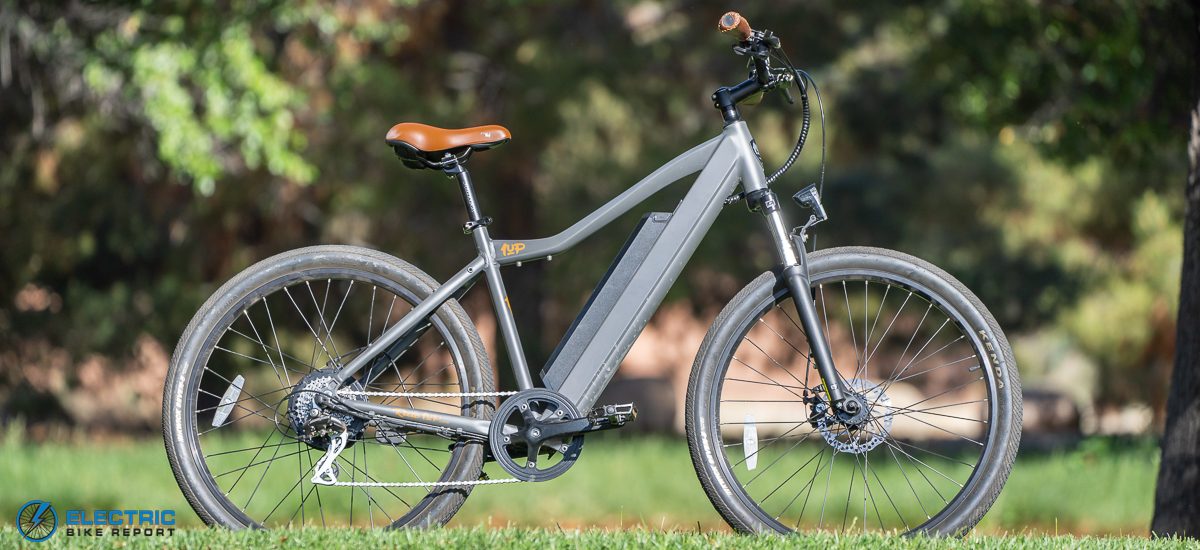 Ride1UP 500 Series Electric Bike Review - Header