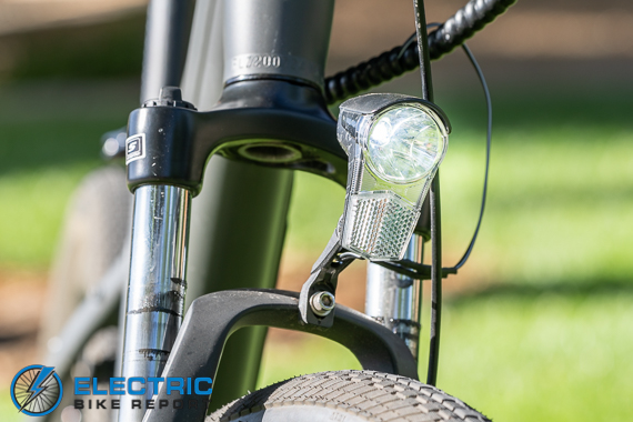 Ride1UP - 500 Series - Front Headlight