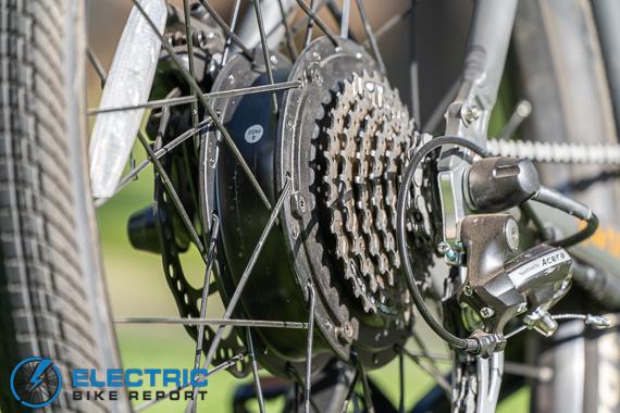 Ride1UP - 500 Series - Geared Hub Motor