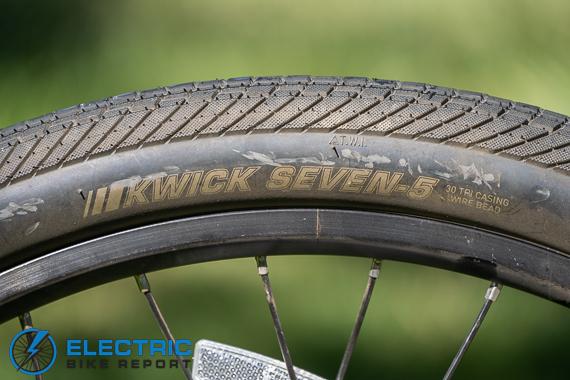 Ride1UP - 500 Series - Kwik Seven5 Tires