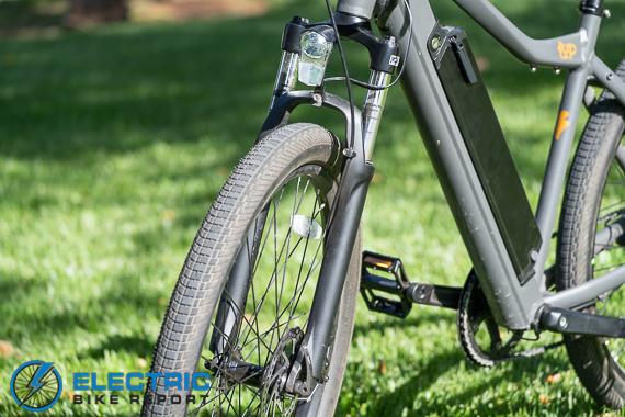 Ride1UP - 500 Series - Suntour Fork