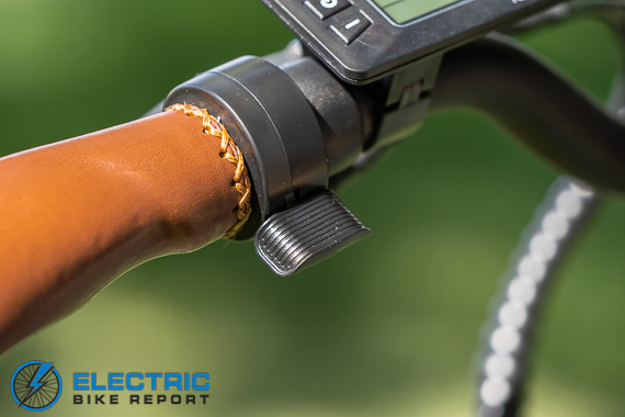Ride1UP - 500 Series - Thumb Throttle
