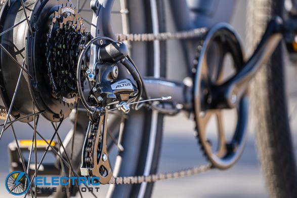 Ride1UP - Core-5 - 7 Speed Drivetrain