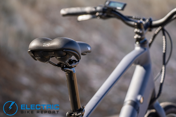 Ride1UP - Core-5 - Comfort Saddle