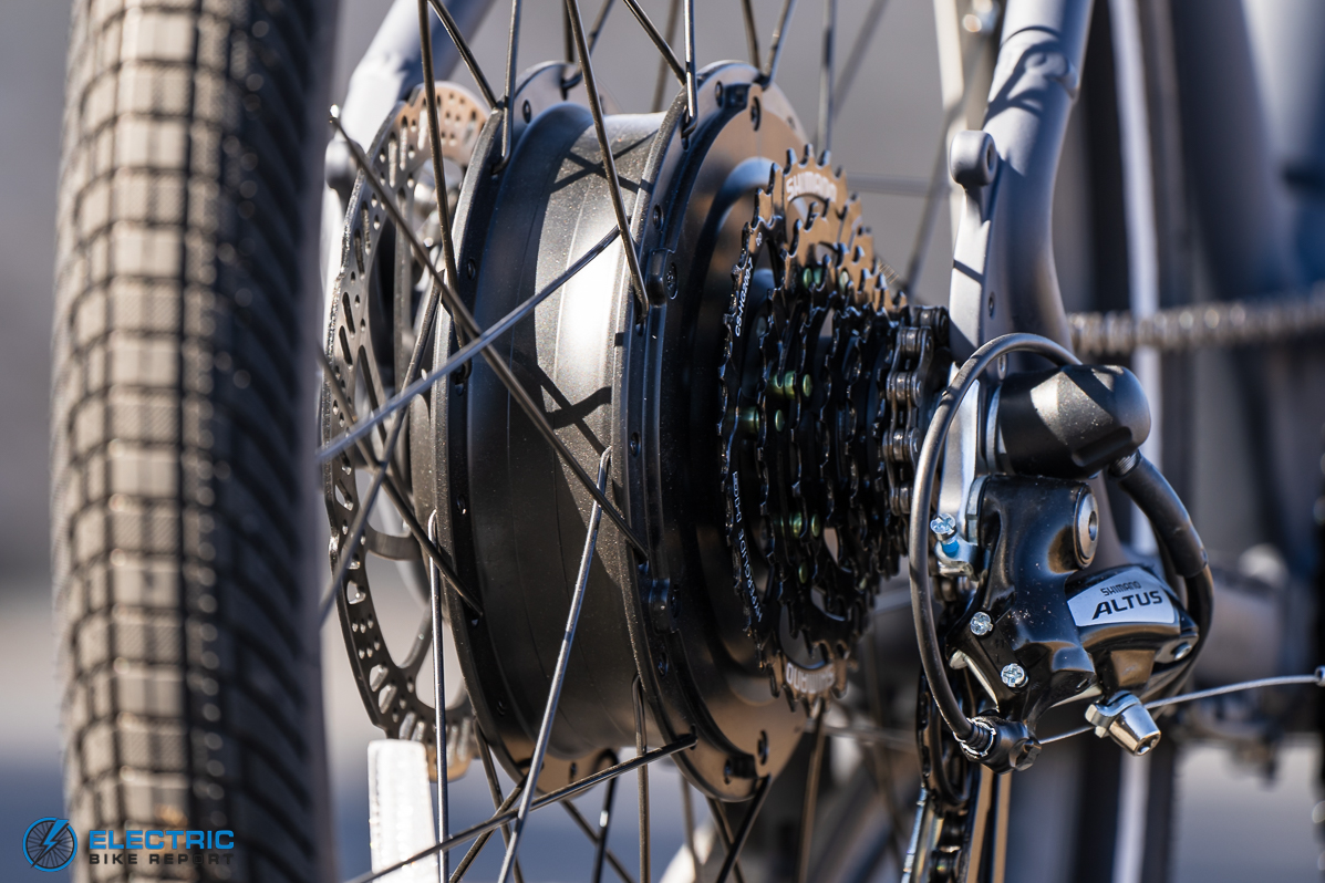 Ride1UP - Core-5 - Rear Hub Motor