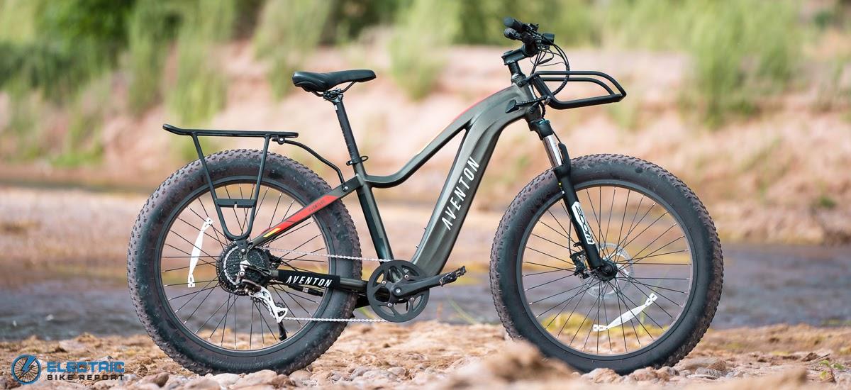 Aventon Aventure Electric Bike Review