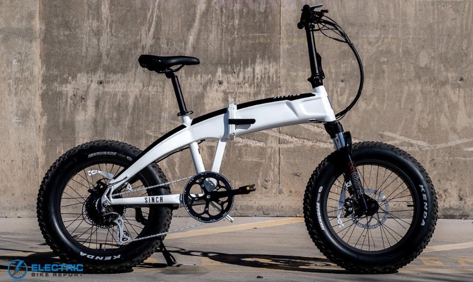 Aventon Sinch Electric Bike