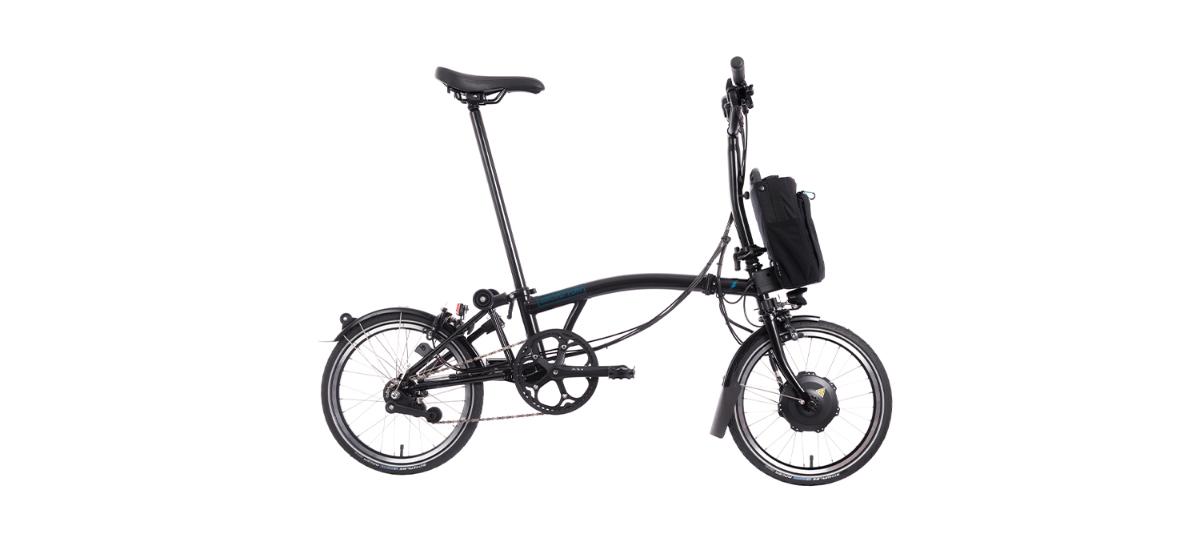 Brompton Electric M6L Electric Bike