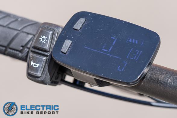 Fiido D11 LCD Display