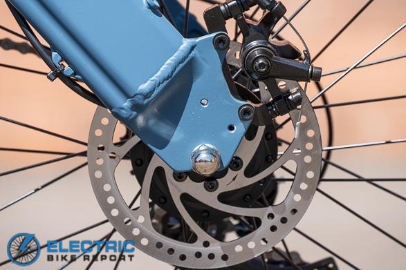 Fiido D11 Rear Mechanical Disc Brake
