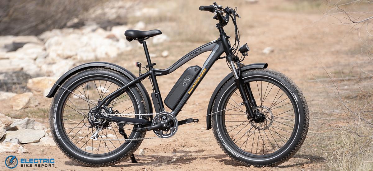 Rad Power Bike Rad Rover eBike