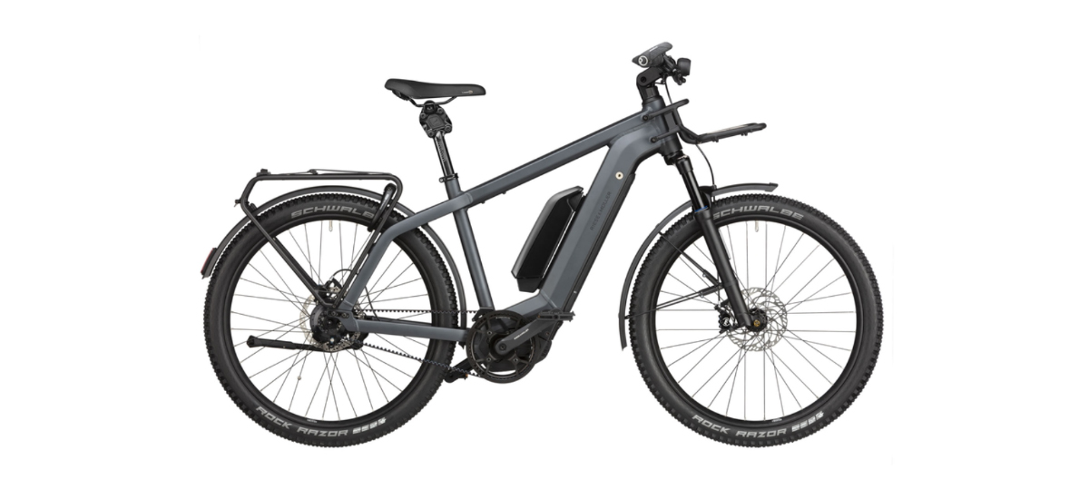 Riese & Muller Charger3 Electric Bike
